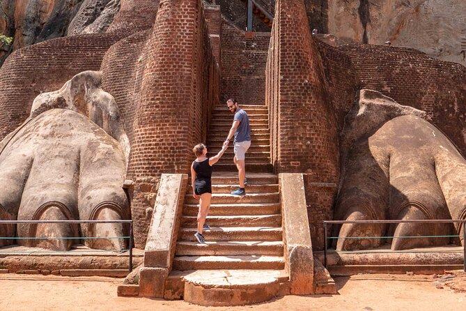 Sigiriya & Dambulla Cave Temple
