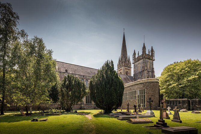 The Ghosts of Llandaff: Stalk the grounds of Llandaff Cathedral on an audio tour