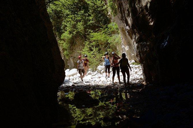Ridomo Gorge hike to MANA spring