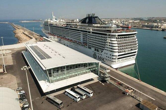 Transfer Civitavecchia port to Rome