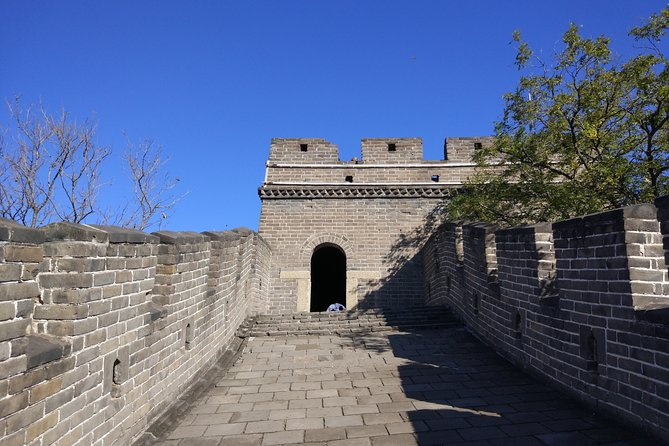 Private Day Tour: Mutianyu Great Wall & Badaling Great Wall with Local Lunch