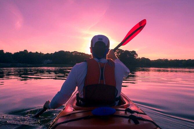 Kayaking from Bolgoda Lake