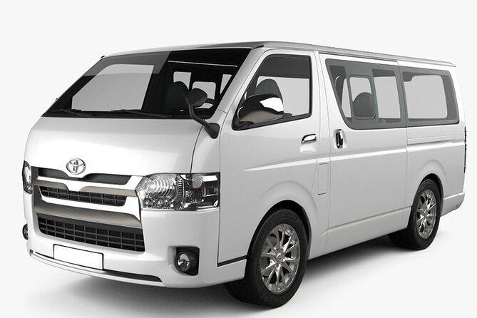 Chauffeur Driven Standard Van Rental by Hour