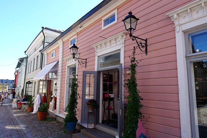 Private National Park and Porvoo Old Town tour from Helsinki