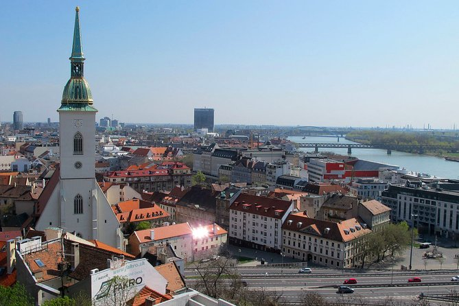 Private Full Day Tour to Bratislava from Budapest with Hotel pick-up