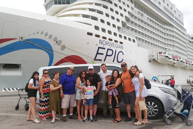 Norwegian Epic Cruise Line 3 Ports ShorExcursions: Civitavecchia Livorno Naples
