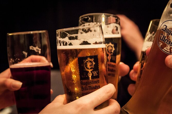Monks to Oktoberfest. The History of Munich and it's Beer