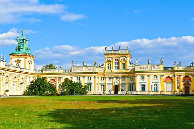 The Legacy of King Jan III Sobieski: An audio tour of Wilanów Palace
