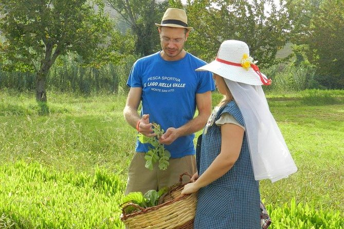 Farmer Traditions Experience with a local in the Marche
