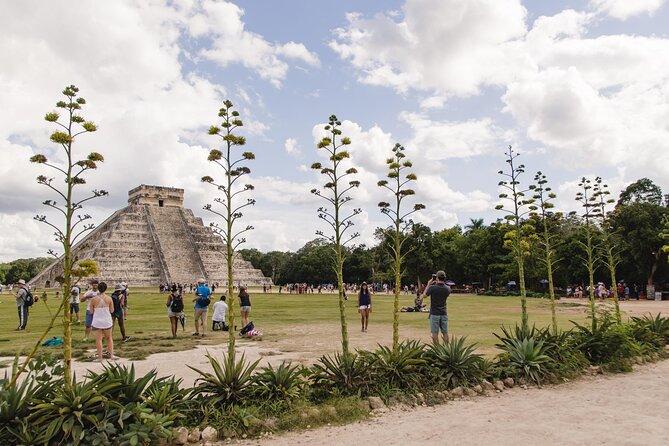 Visiting Maya Ruins By Air from Cancun