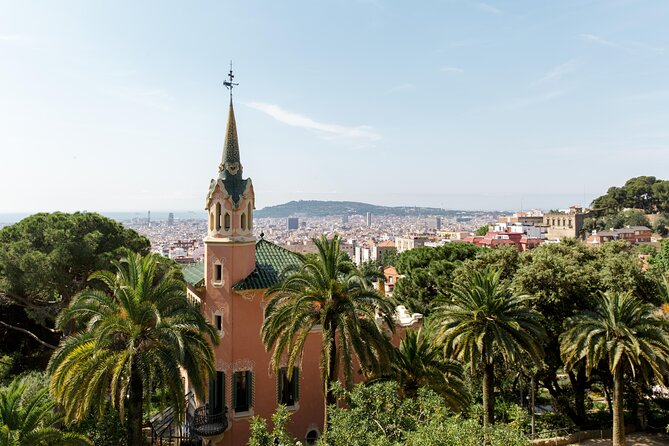 Skip the Line at Park Güell