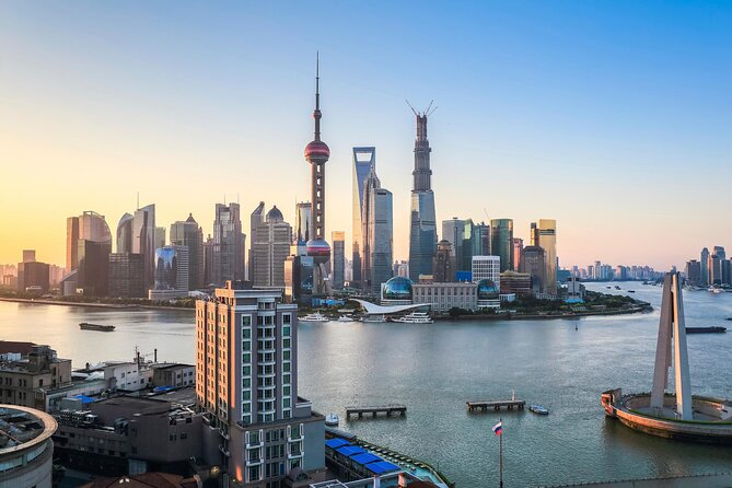 How to Spend 1 Day in Shanghai