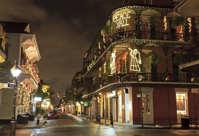 Things to Do in New Orleans This Winter