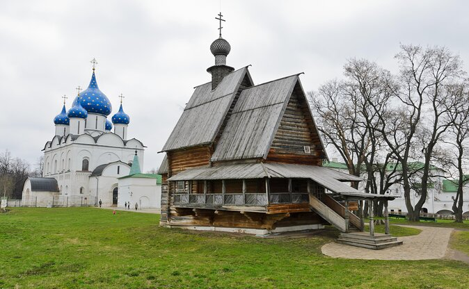 Golden Ring Tours from Moscow