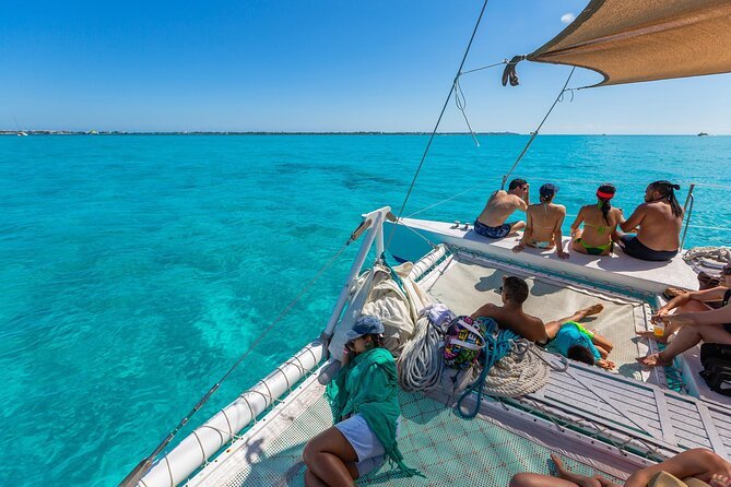 Isla Mujeres Catamaran Tours