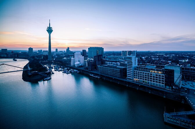 Dusseldorf Architecture Guide