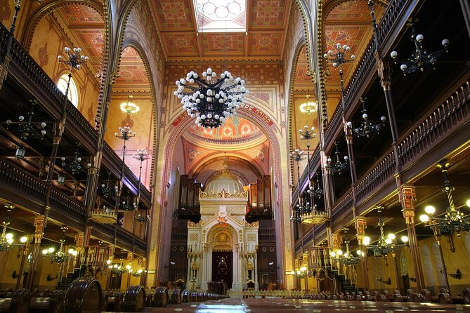 Jewish Heritage Walking Tours in Budapest