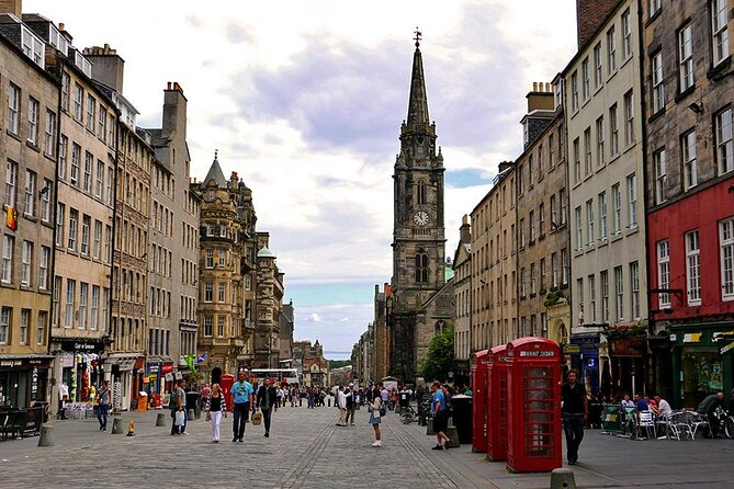 How to Spend 1 Day in Edinburgh