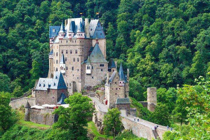 Medieval Castles Near Frankfurt