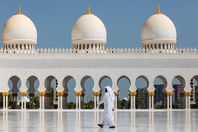 How to Spend 2 Days in Abu Dhabi