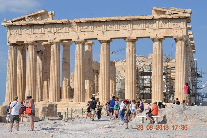 Visites d'Athènes en français