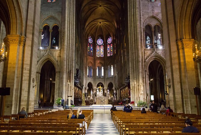 Skip the Line at the Notre Dame Cathedral