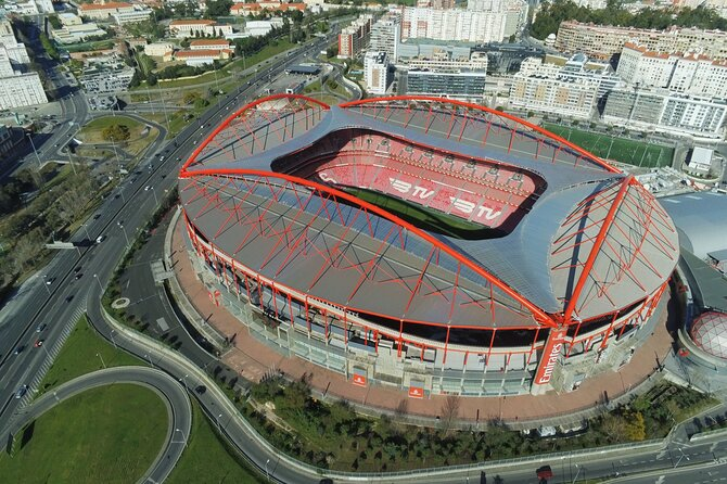 Lisbon Private Futbol Tour-Champions League special edition-History & Gastronomy