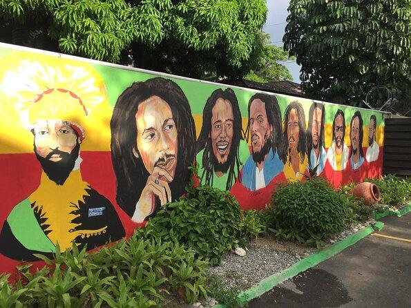Bob Marley Reggae Tours in Jamaica