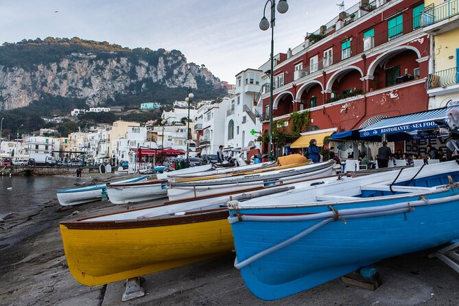 Capri Day Trips from Naples
