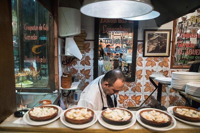 Food Lover's Guide to Madrid