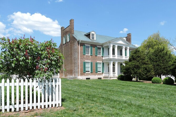 Nashville Plantation Tours