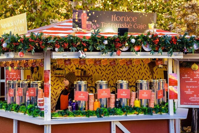 Advent Bratislava & Christmas Markets