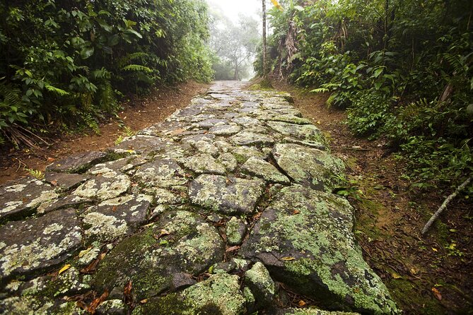 Gold Trail (Caminho do Ouro) History in Paraty
