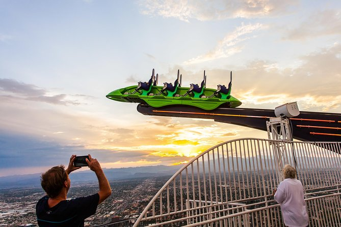 Thrill-Seeker's Guide to Las Vegas