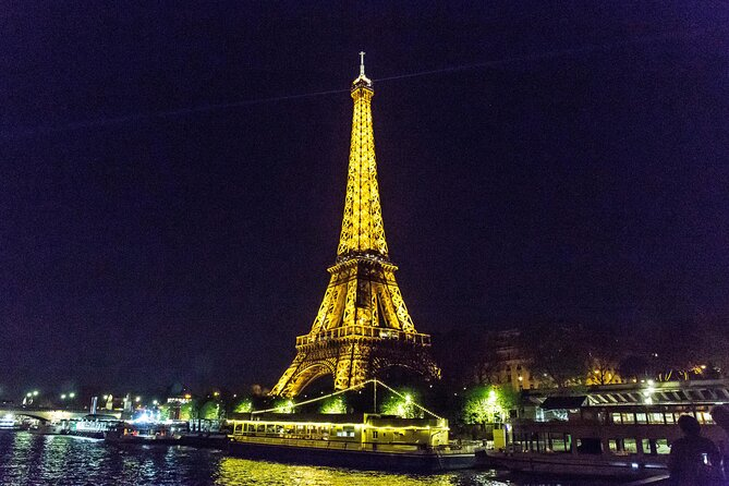 Eiffel Tower and Seine Cruise Combos