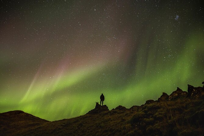 Seeing the Northern Lights in Iceland