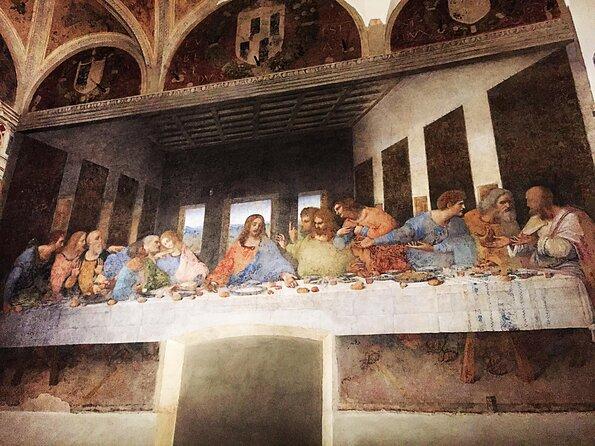Skip the Line at Leonardo da Vinci's Last Supper