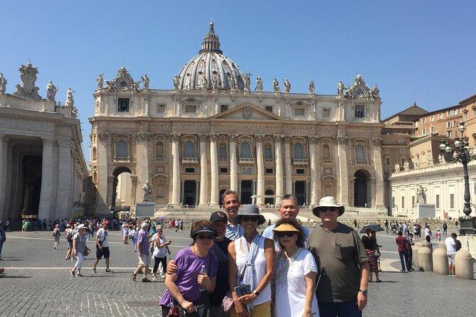 Civitavecchia Cruise Port Shore Excursion: Rome SkipTheLine