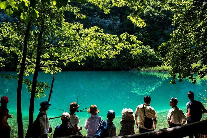 Plitvice Lakes Tours from Split