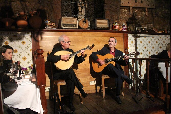 Fado Shows in Porto