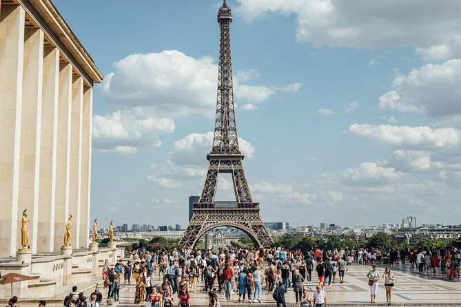 Celebrating Bastille Day in Paris