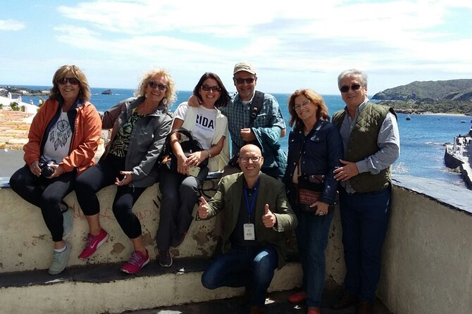 Dali Museum, Figueres and Cadaqués Small Group Tour with Hotel pick-up