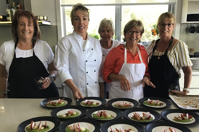 In House Dining Cooking Class with Chef Jacqui Selleck