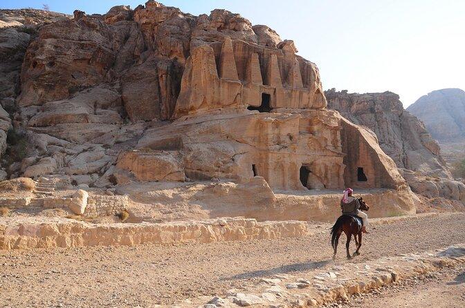 Horseback Riding in Petra