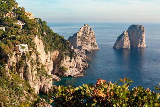 Capri Tours from Rome