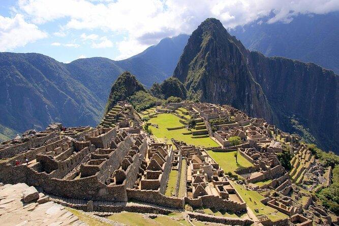 Excursões para o Machu Picchu a partir de Lima