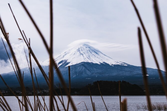 How to Get the Best Views of Mt. Fuji