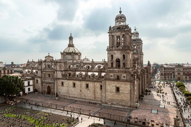 How to Spend 1 Day in Mexico City