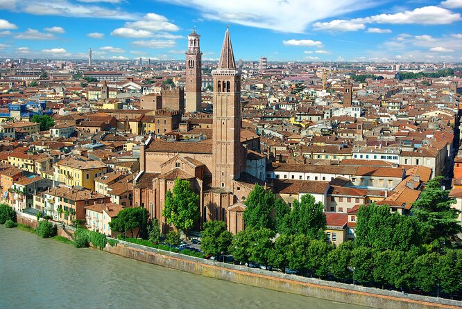 Verona Day Trips from Milan