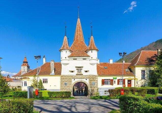 Top Historical Sights in Brasov
